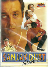 SANJAY DUTT DHAMAKA - BOLLYWOOD HIT 21 SONG DVD - FREE UK POST