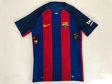 Barcelona Authentic Vapor Home Shirt 2016/17 Size M