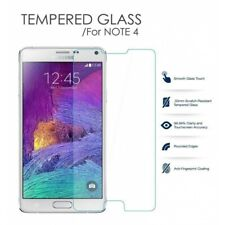 Tempered Glass Screen Protector Protection For Samsung Galaxy Note 4