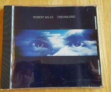 CD by Robert Miles, Dreamland (1996 Arista)