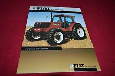 Fiat F-110 F-110DT F-130 F-130DT Tractor Dealers Brochure YABE12