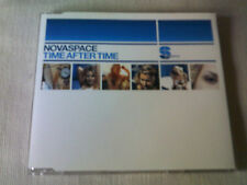 NOVASPACE - TIME AFTER TIME - 3 MIX DANCE CD SINGLE