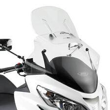 GIVI AF266 Airflow Wind Shield - Suzuki Burgman 400 (07-15)