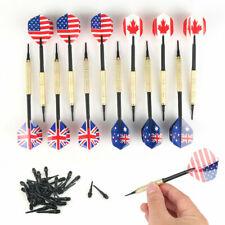 12pcs Soft Tip Darts +100pcs Extra Tips Plastic Points Needle Electronic Dart US