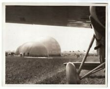 1920-30s Balloons Being Filled at Meet US Navy Germany Belgium 8x10 News Photo