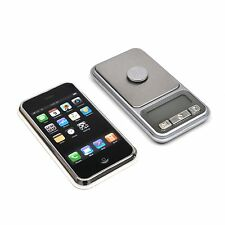 Mini Digital LED Portable iPhone Pocket Jewellery Weighing Scales 0.1g x 500g