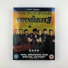 The Expendables 3 (Blu-ray, 2014) s