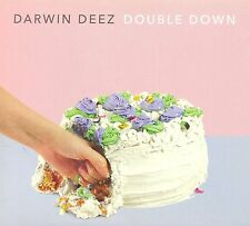 DARWIN DEEZ - DOUBLE DOWN {NEW & SEALED CD} **FREE UK POST**