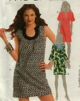 McCall's M5621 Size AAX 4-10 Misses' Dresses Uncut Sewing Pattern