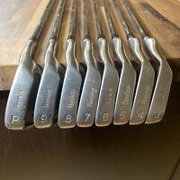 ACURA Peerless Oversize Iron Set Men's RH Steel Shaft R Flex 3-PW Set