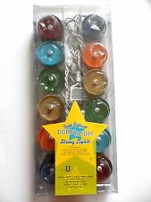 New Todd Oldham Indoor or Outdoor Use 12 Tea Lights, 12 ft. Wire