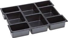 L-BOXX Kleinteileeinsatz für 102 8 Mulden E/D/E Logistik-Cente