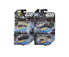 Star Wars Rogue One Hot Wheels Charakter Cars 4 ´ er Set
