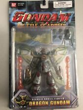 Bandai Sealed Scarred Dragon Gundam Mobile Fighter ACTION FIGURE Msia Lot