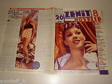 LILIANE GAUTHIER=PATRICIA ELLIS=1937/20=Novelle Zenit=Cover magazine=