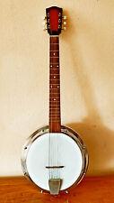 Banjo RKB Plastic Drumheads.6-String 50er/60er Jahre RAR