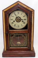 Collectible Shelf & Mantel Clocks (Pre-1930)