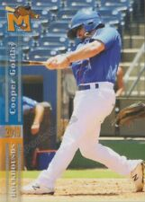 2019 Midland RockHounds Cooper Goldby RC Rookie Oakland Athletics