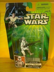 Star Wars - Power of the Jedi - Clone Trooper (Sneak Preview)