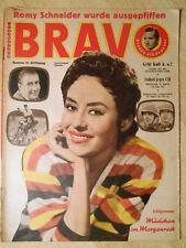 Bravo 13/1958 Komplett - Romy Schneider, Freddy Quinn - TOP