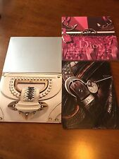DIOR  2006/07  LOT 4 CATALOGS SHOES PURSE JEWELRY +Price List in Euro FASHION