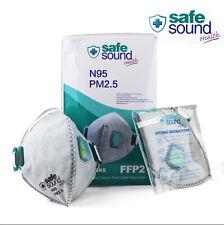 Safe Masks Antivirus Dust Haze PM2.5 Masks Air Pollution Masks