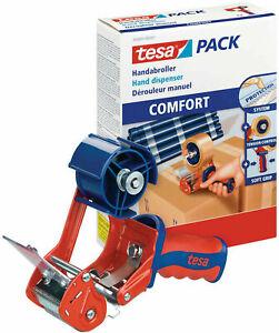 tesa® 6400 Handabroller Comfort Packbandabroller Klebebandabroller
