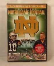 Tradition Never Graduates - A Season Inside Notre Dame Football (DVD, 2007)