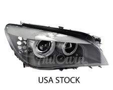 BMW 7 SERIES F01 F02 F04 HEADLIGHT BI XENON RIGHT SIDE OEM USA NEW 63117228430