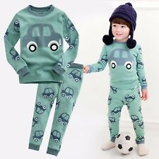 52042c06ee NWT Vaenait Baby Infant Toddler Kids Boys Clothes Pajama Set