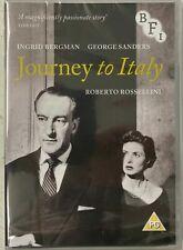 Journey to Italy (DVD Ingrid Bergman, Rossellini (DIR) [Bfi] New Sealed