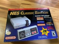 New ListingNintendo Classic Edition Nes Mini Game Console In Excellent Condition