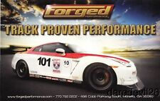 2014 Forged Performance Nissan 370Z One Lap Of America postcard