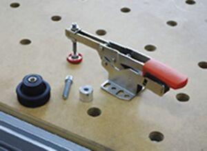 Bessey Waagerechtspanner STC-HH70 Automatische Anpassung für Festo MFT Tische 20