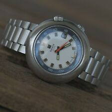 (Please,READ) Tissot T12 Supercompressor vintage diver all original 2 crown