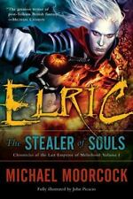 Elric: The Stealer of Souls by Michael Moorcock