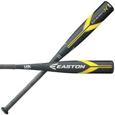 "Easton Senior Baseball Bat Ghost X USA -10 2 5/8 Barrel YBB18GX10 (28""-18oz)"
