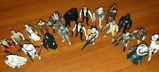 21 Star Wars 3.75 Inch Kenner Figures Job Lot Bundle With Accessories 1990s