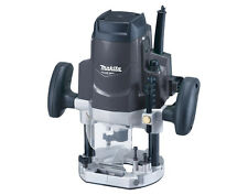 MAKITA MT Series 1650 W 12.7mm (1/2in) Plunge Router WITH BONUS