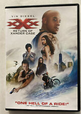 xXx Vin Diesel Return Of Xander Cage Dvd