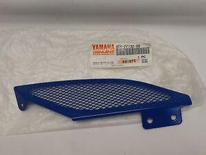 NOS YAMAHA 8CR-77132-00-00 HOOD LOUVER #2 BLUE VT500 VX700 MM600 MM700 PZ500