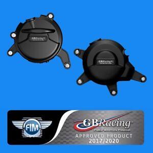 GB Racing - KTM 2017 2018 2019 RC390 Engine Case Cover Sliders 2013+ DUKE 390
