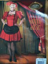Ladies salon Gal fancy dress outfit XXL / LG