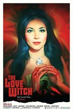 The Love Witch Movie Fabic Silk Poster 24in*36in Wall Home Decor
