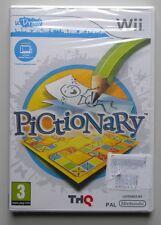 Pictionary - uDraw Nintendo Wii THQ