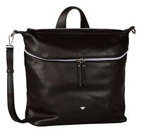 TOM TAILOR Mochila Kim Backpack Black