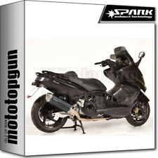 SPARK ESCAPE COMPLETO FORCE KAT CARBONO YAMAHA T-MAX 500 2008 08 2009 09 2010 10