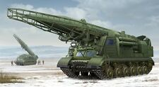 Ex Soviet 2P19 Launcher With R-17 Missile Plastic Kit 1:35 Model 1024 TRUMPETER