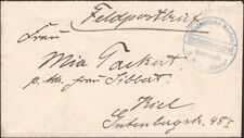 GERMANY, 1915. FeldPost Cover Marine Schiffspost, SMS Roon