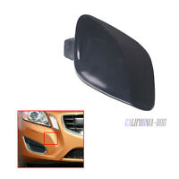 New Primed Front Tow Hook Eye Cap Cover Lid For 2011-2013 Volvo S60 #39802519